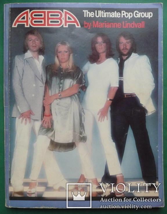 АВВА. 1977 г. С постером., фото №2