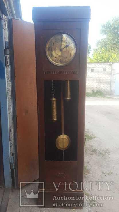 Часы напольные  FMS-Фридрих Маут и сыновья 20-е годы