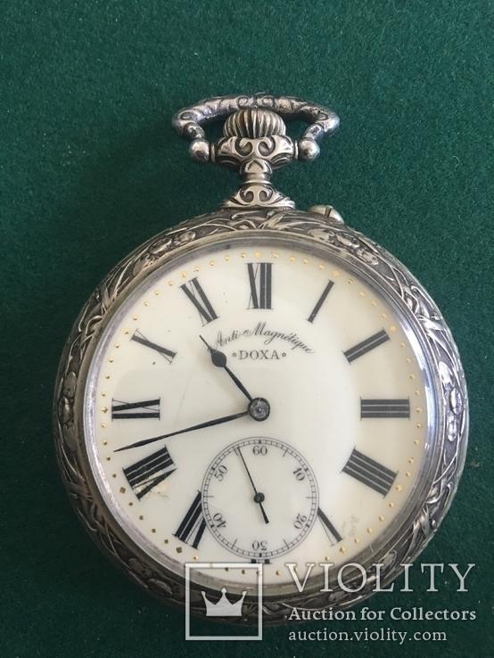 Ковровые часы DOXA