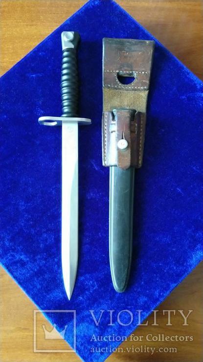 Штык-нож образца 1957года к Sig Stgw.57 Швейцария