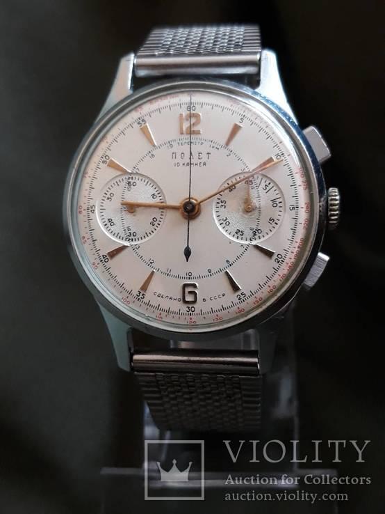 Часы Полет хронограф-3017
