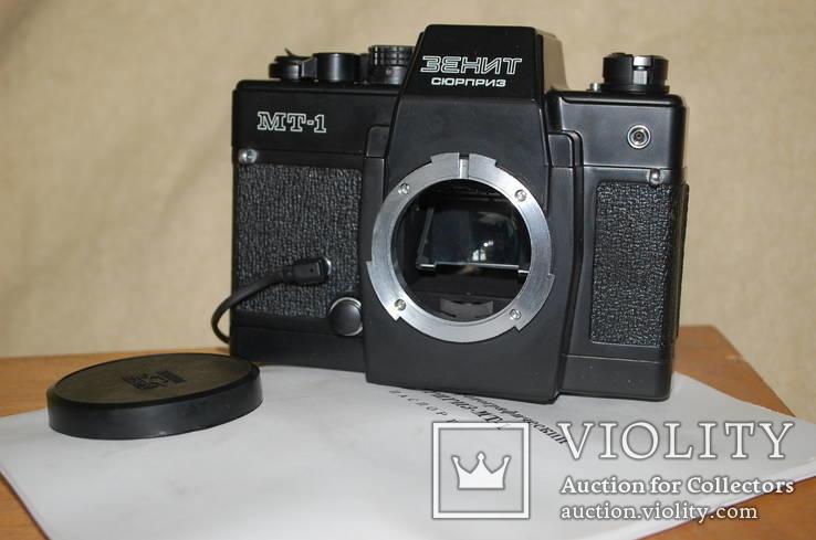 Зенит-Сюрприз МТ-1, № 529, первая тысяча 1986 г №2, фото №8