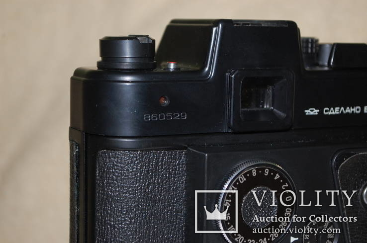 Зенит-Сюрприз МТ-1, № 529, первая тысяча 1986 г №2, фото №10