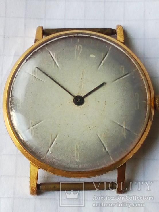 Часы Луч тонкие