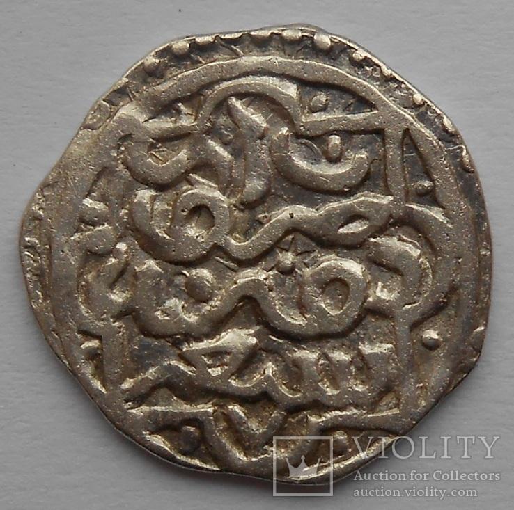 Данг Абдаллах 770 г.х. чекан Орду