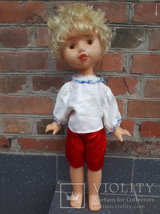 Кукла СССР на резинке, 57см