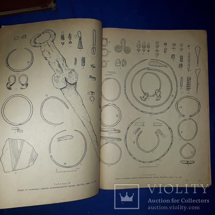 1981 Кобинская культура и Тавры. Тираж 1550 экз.