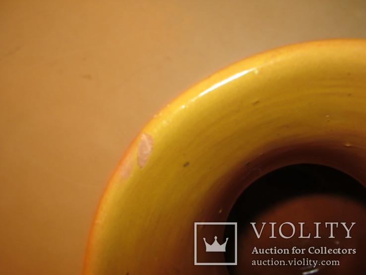 Три керамических вазы, фото №10