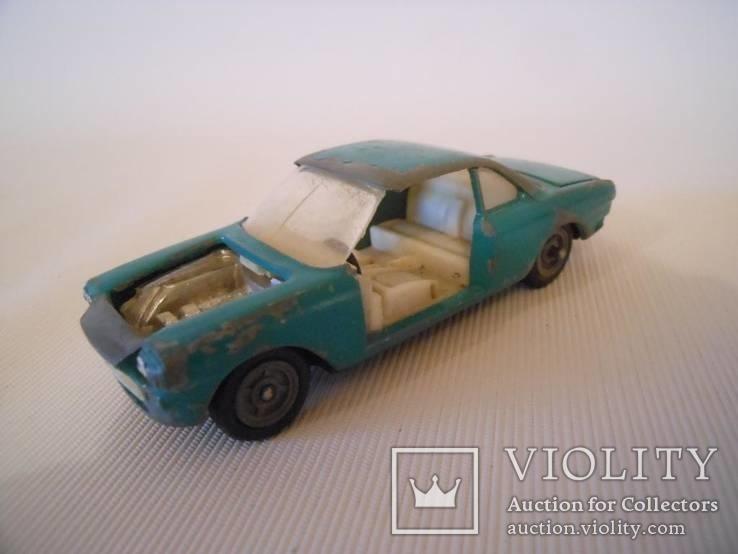 Автомобиль FIAT-SIATA 1500, фото №3