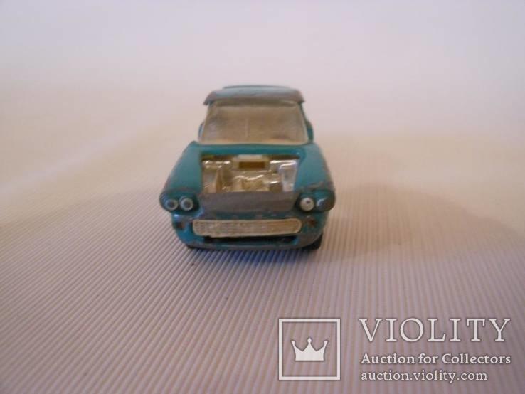 Автомобиль FIAT-SIATA 1500, фото №7