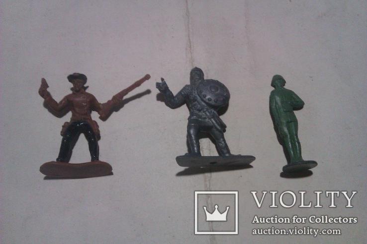 Три солдатика СССР, фото №2
