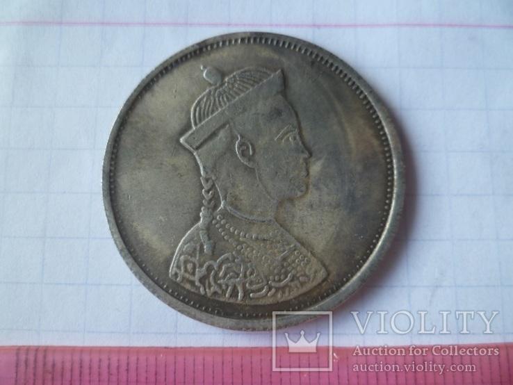 Восточная монета ( копия)., фото №4