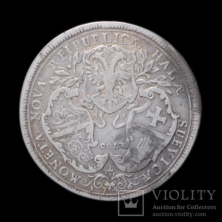 Талер 1746, Швабский Халл