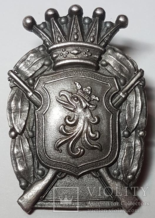 Стрелковый знак. Швеция. 1943 г., фото №2