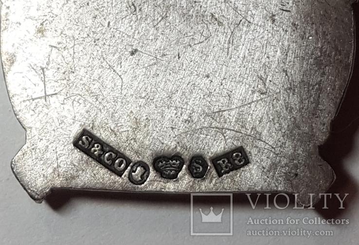 Стрелковый знак. Швеция. 1943 г., фото №5