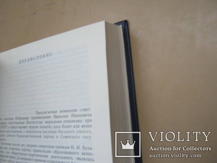 Н. И. Бухарин  Избранные произведения, фото №6