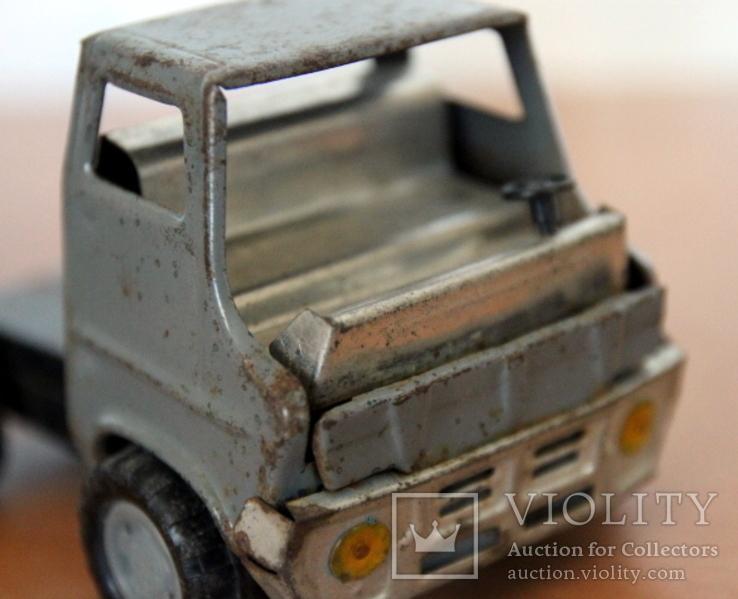 Лот из пары металлических машинок времен СССР, фото №9