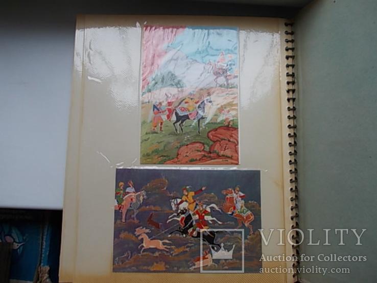 Альбом Иранских открыток.  46 шт., фото №9