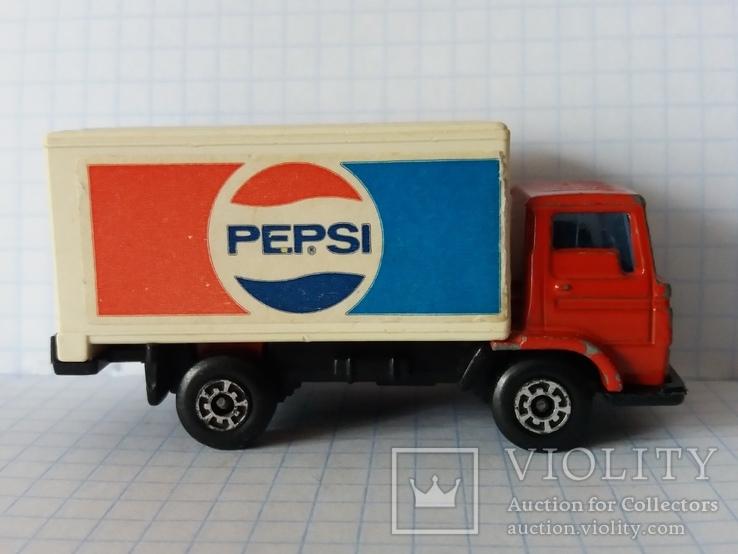 Грузовик Pepsi, фото №3