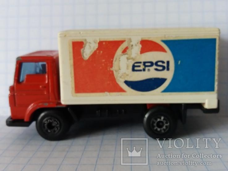 Грузовик Pepsi, фото №4