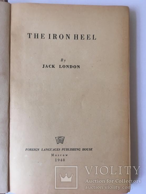 Джек Лондон 1948 год, фото №4