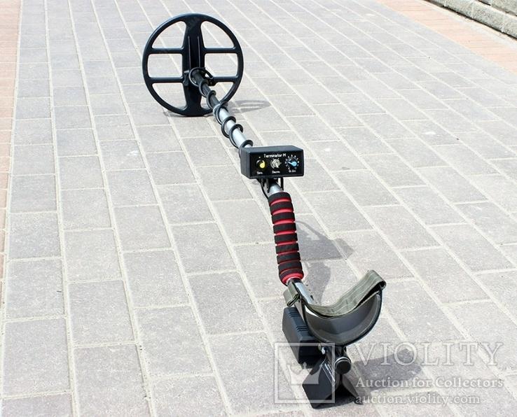 Металлоискатель Терминатр М. Бесплатная доставка