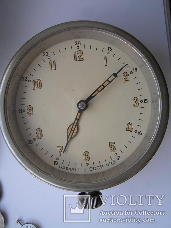 Корабельные Каютные часы СССР