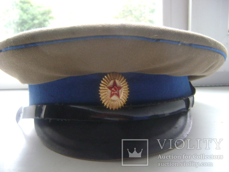 Фуражка КГБ СССР