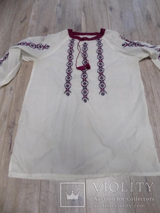 Жіноча вишиваночка, фото №4