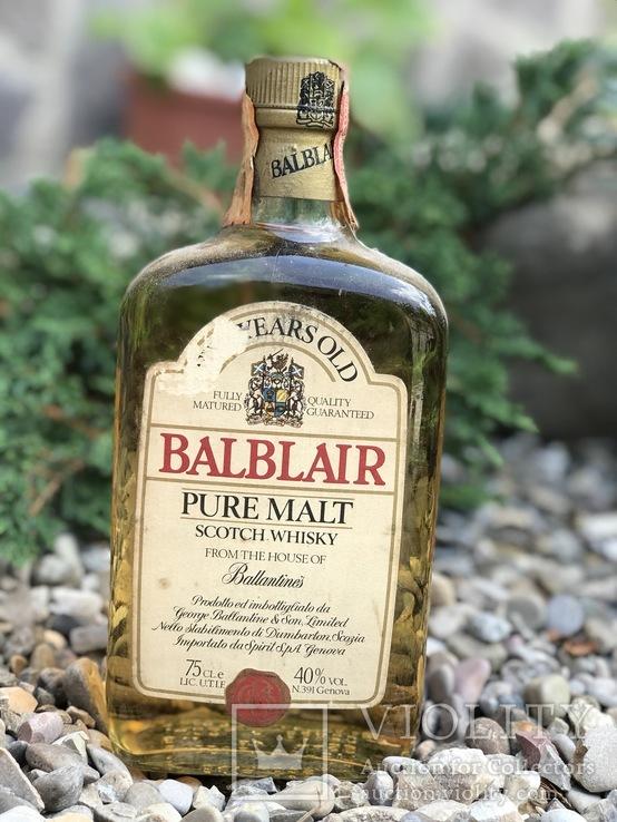 Balblair Pure malt 1980s