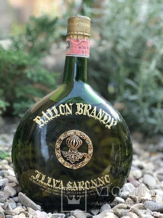 Silva Saronno Ballon brandy 1970s