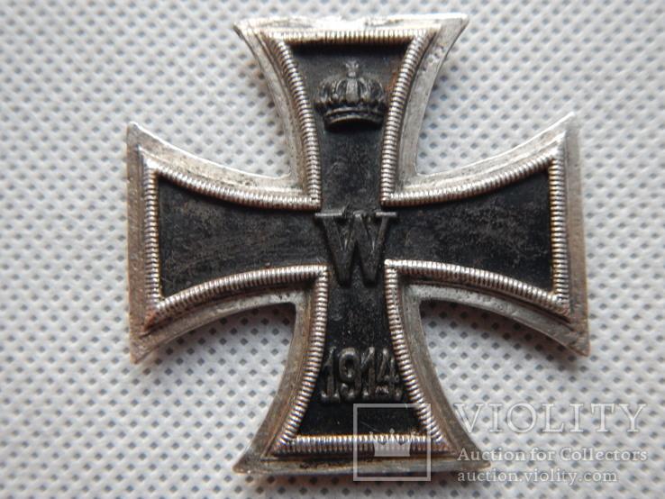 Eisernes Kreuz 2 Klass ✠ - Железный Крест, 1914 года