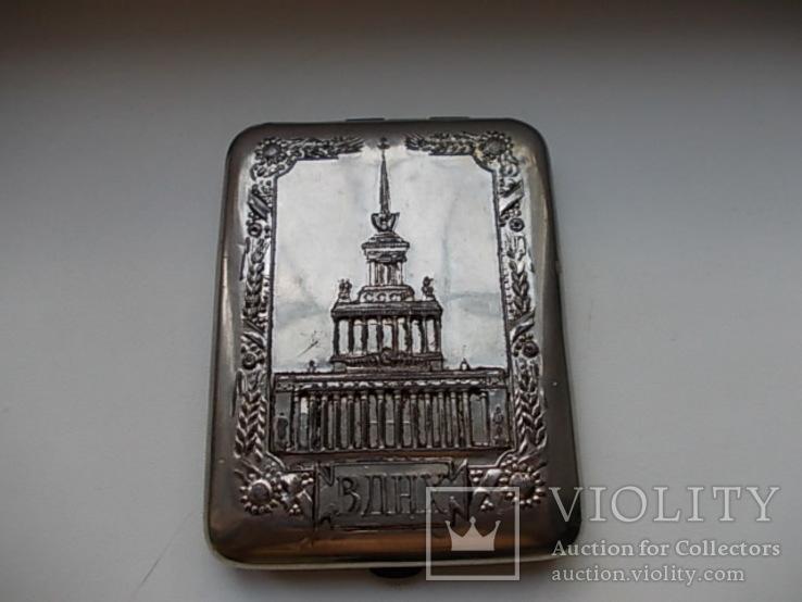 Портсигар ВДНХ.   СССР., фото №10