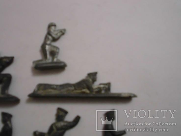 Фигурки солдат на реставрацию ( 8 шт.), фото №11