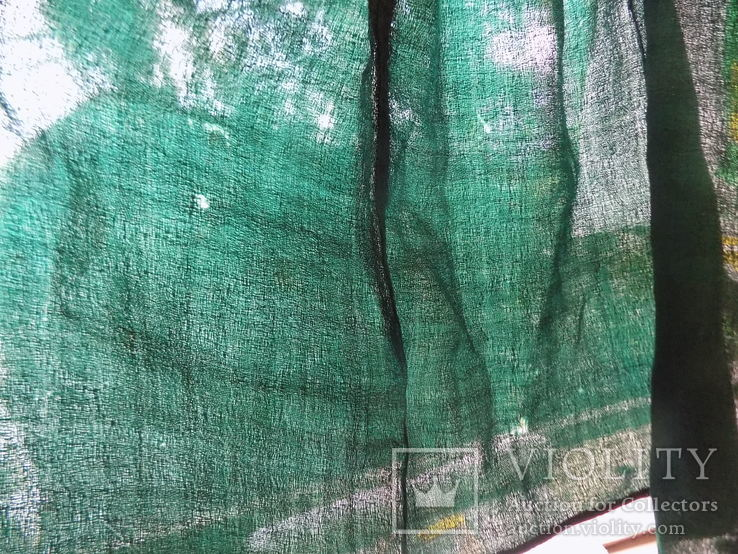 Традиційний вовняний фартушок с.Печеніжин, фото №3