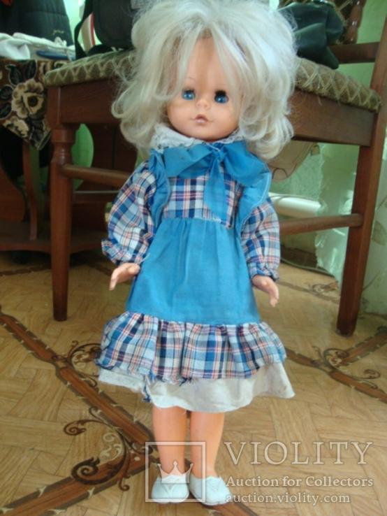 Кукла из ссср