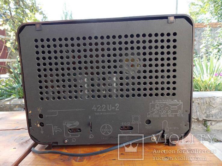 """Радиоприемник """"Tesla 422U-2"""", фото №8"""