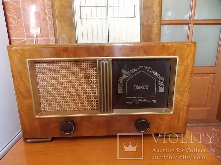 """Радиоприемник """"Mende 192 GW"""", фото №2"""