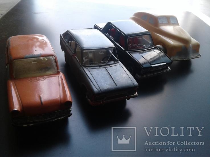 Автомобили периода СССР