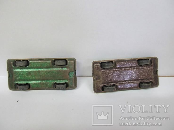 2 металические машинки, фото №5