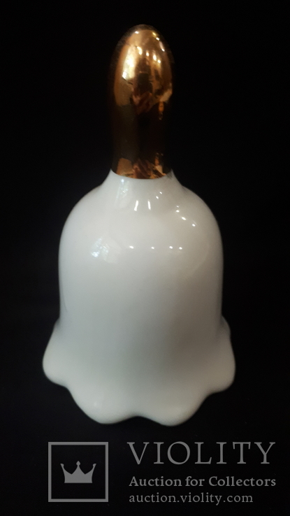 Колокольчик фарфоровый Benidorm., фото №5