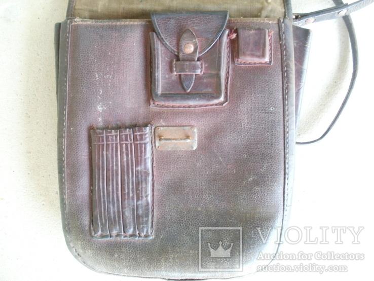 Сержантская сумка-планшет образца 1938 года