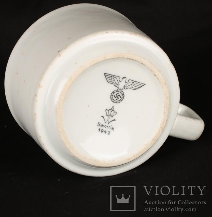 Немецкая кофейная чашка 1942 год