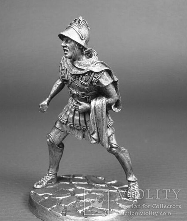 Рим.Трибун. Битва при Тразименском озере 217г.до н.э., фото №3