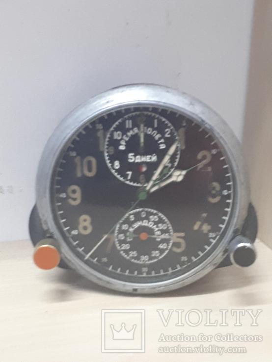 Часы авиационные 5 суток