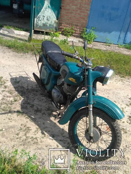 Мотоцикл К 175 1960