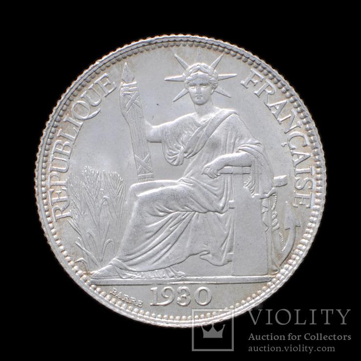 20 Сантимов 1930, Индокитай UNC
