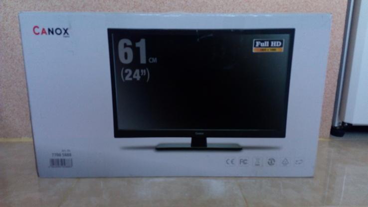 Телевізор Canox 7700 5888