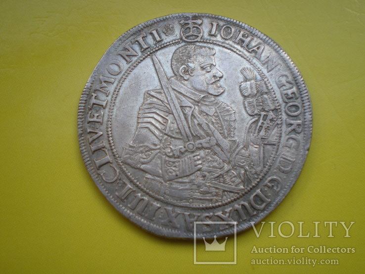 Талер Саксонии 1631 г.