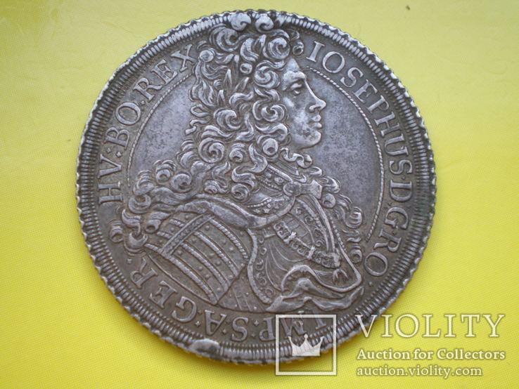 Талер 1706 г. Йозефа